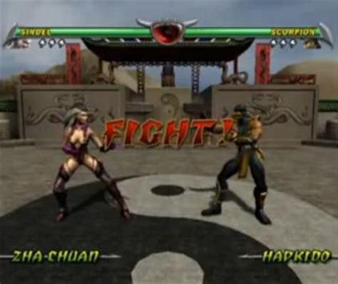 emuparadise mortal kombat shaolin monks mortal kombat deception 2004 vg video game