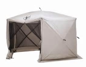 10x10 Portable Canopy by 21500 Gazelle Portable Screened Gazebo Canopy Yard Tent 10x10