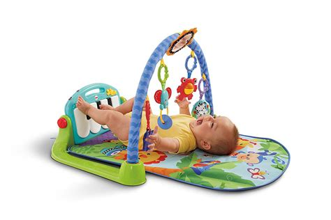 recensione fisher price bmh49 baby piano 4 in 1