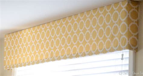 how to make a valance curtain how to make a tailored valance cre8tive designs inc