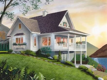 cool lake house plans coastal cottage house plans mexzhouse com