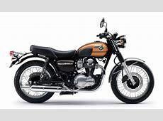 2017 Kawasaki W800 Final Edition - Motorcycle.com News Kawasaki W800