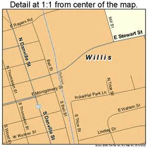 willis map willis map 4879408