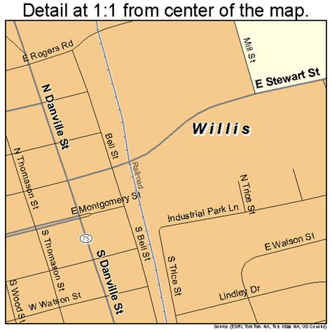 where is willis texas on a map willis texas map 4879408