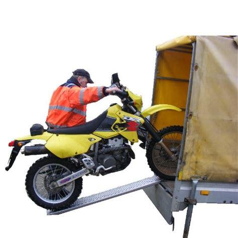 Motorrad Normaler Anh Nger by Wie Bekomme Ich Das Motorrad Auf Einen Anh 228 Nger