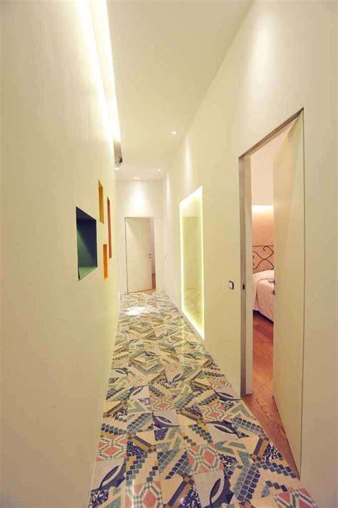 illuminazione corridoi idee per illuminare il corridoio foto design mag
