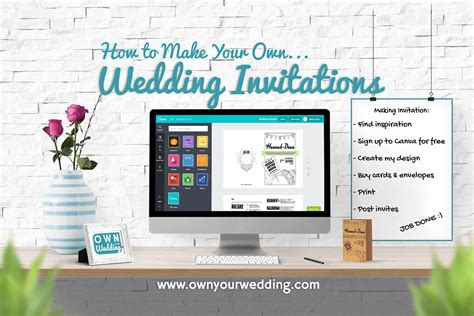 how to make wedding invitations wedding invitations make my own chatterzoom