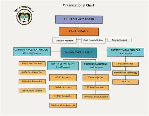 Cso Criminal Record Check Organizational Chart Treaty Three Service
