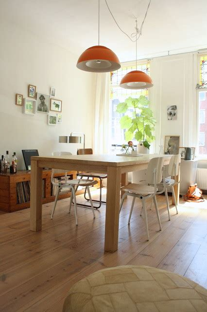 scandinavian dining room my houzz eclectic amsterdam apartment scandinavian