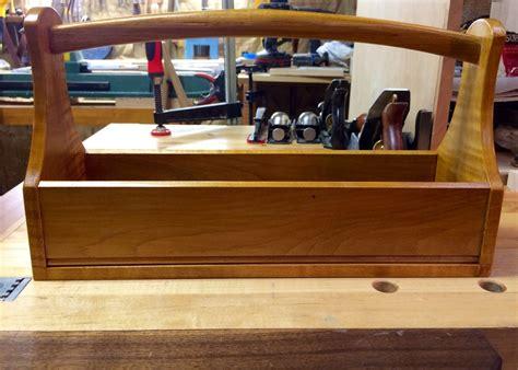 craftsmans tool tote  woodcox  lumberjockscom