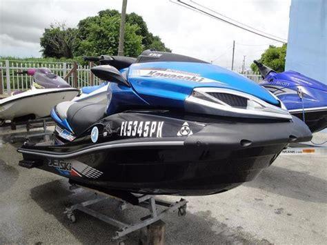 Kawasaki Ultra 300x by 2012 Used Kawasaki Jet Ski Ultra 300x Personal Watercraft