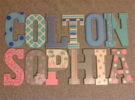 Letter Painting Letters I Painted For A Coworker S Kimmi S Crafts