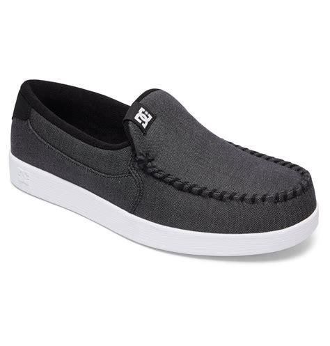 Dc Slipon s villain tx slip on shoes 301815 dc shoes