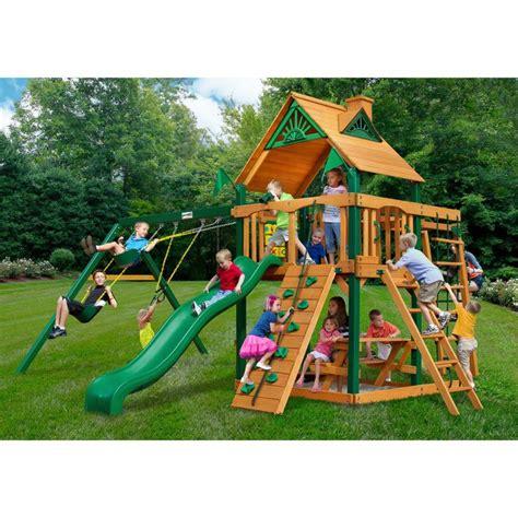 wood swing set sale 1000 ideas about swing sets on pinterest kids swing
