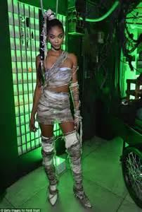 celebrity halloween costumes mummy the best and worst celebrity halloween costumes of 2016