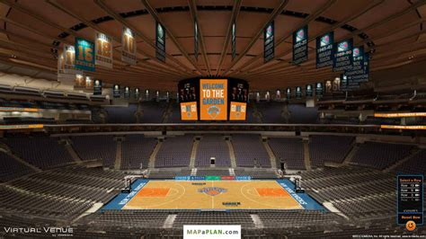section 224 madison square garden madison square garden seating chart detailed seat