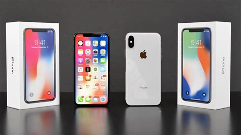color iphone apple iphone x unboxing review all colors