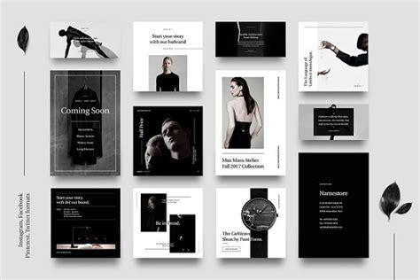 32 Social Media Mockup Templates Free Psd Designs Social Media Branding Templates