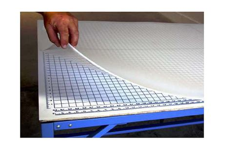 Large Cutting Mats by Custom Rhino 5 X 8 Large Cutting Mat With Grid