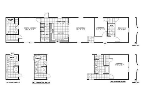 clayton mobile home floor plans 227 best home design single wide images on pinterest
