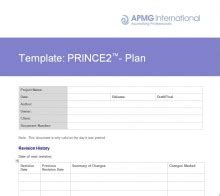 prince2 project plan template free prince2 174 plan template apmg business books