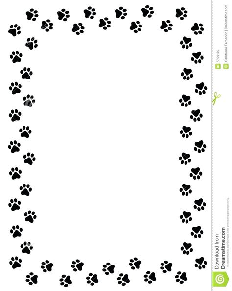 tiger paw template tiger paw print template