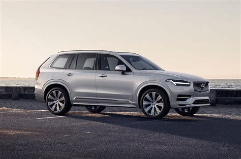 Volvo Xc90 Facelift 2020 Uk by Refreshed Xc90 Is Mild Hybrid Volvo Autocar
