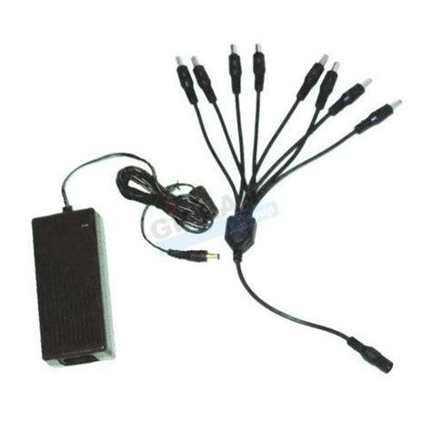 alimentatore telecamere alimentatore 8 uscite per telecamere di videosorveglianza