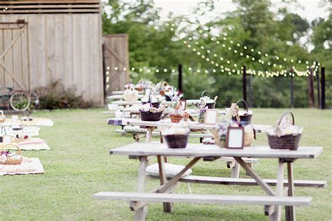Let's Have a Picnic!   B. Lovely Events
