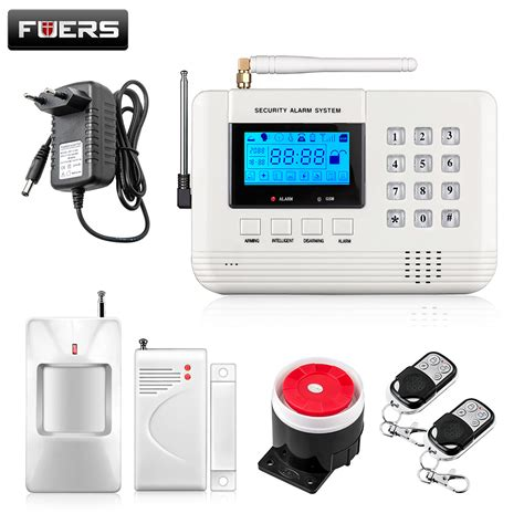 wireless pstn gsm home alarm system for home office house