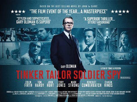 tinker tailor soldier spy  poster teaser trailer