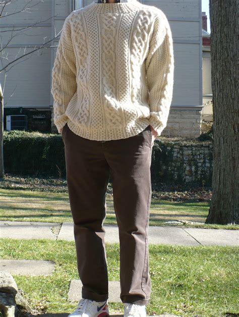 Handmade Sweaters From Ireland - handmade fisherman s sweater