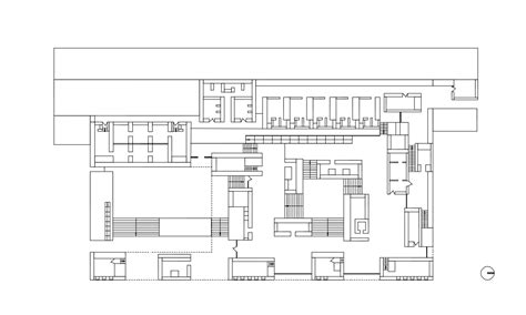 therme vals floor plan the therme vals peter zumthor free cad blocks