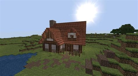 how to make a small house how to build little minecraft houses small house