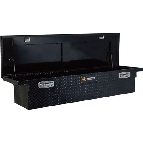 low profile truck tool boxes northern tool equipment crossover low profile gloss