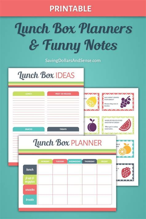 free printable lunch box planner 2432 best frugal living images on pinterest cleaning