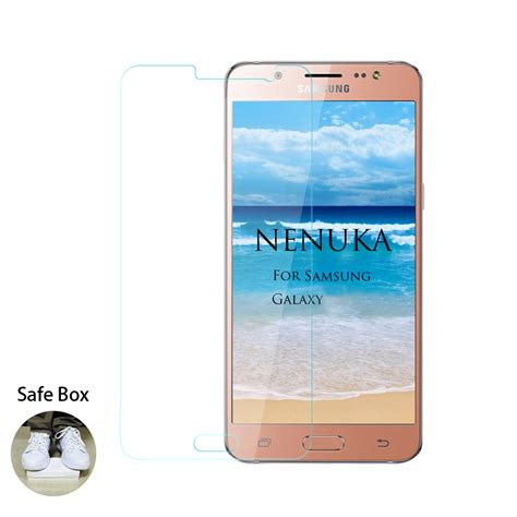 Temperred Glass Samsung Galaxy A7 2016 A710 Anti Gores Kaca 竄ェexplosion proof tempered glass for samsung 牆ァ齦 齡牆ィ galaxy