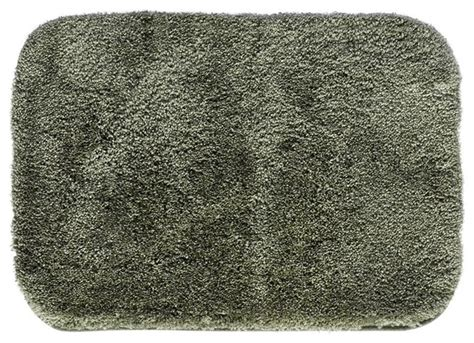 mohawk bathroom rugs mohawk home spa 1 5 quot x2 bath rug green bath mats