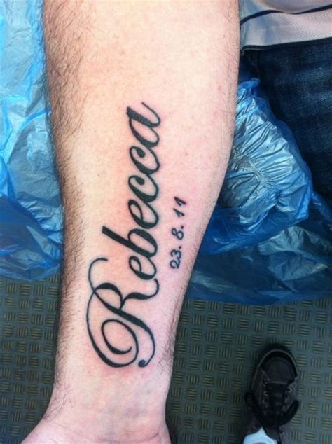 name tattoo designs on arm 25 best ideas about name tattoos on arm on