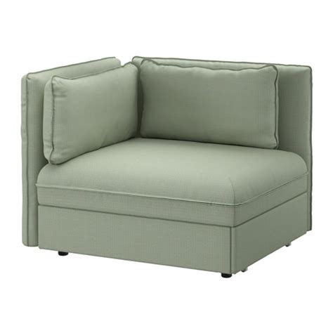 Seat Sleeper by Vallentuna Sleeper Sectional 1 Seat Hillared Green