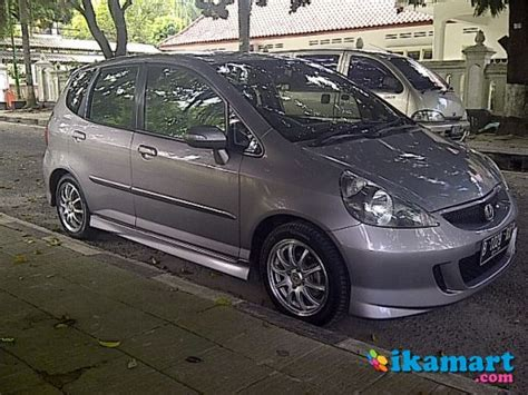 Honda Jazz Vtec At 2006 jual honda jazz vtec mmc topgrade at 2006 mobil