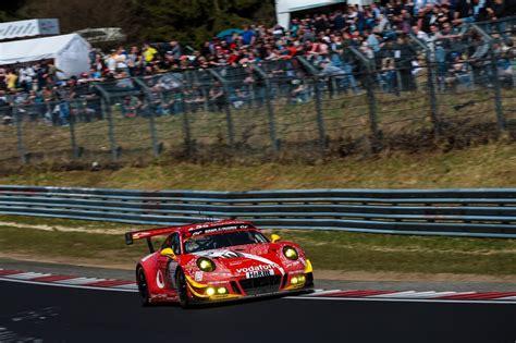 Porsche Aufkleber Gt3 by Gigaspeed Porsche Gt3 R Erneut Mit Platz 1 In Der Premium