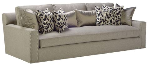gray sofa with nailhead trim nail trim sofa gray fabric sofa with nailhead trim