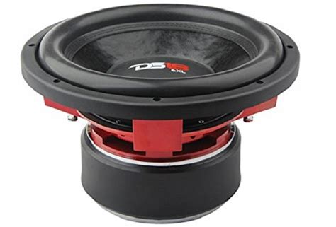 Subwoofer Lm12 Dd 2coil top 10 best 15 inch subwoofers for car in 2017 reviews