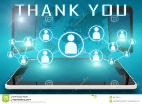 thank you stock illustration image 48170847