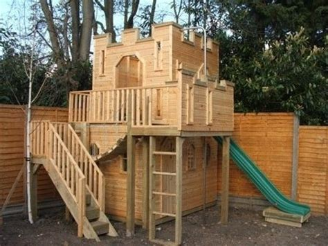 backyard castle playhouse best 25 castle playhouse ideas on pinterest play structures for kids wooden