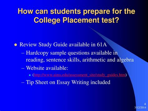 College Placement Test Essay by Images Images Accuplacer Essay