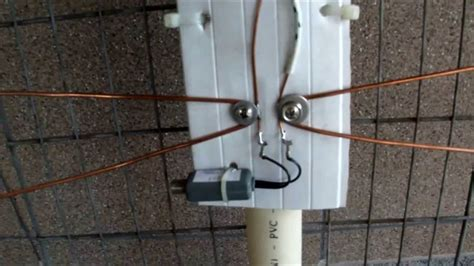 membuat antena pemancar tv uhf como fazer uma antena de uhf para recep 231 227 o de canais
