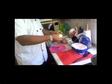 cara untuk membuat yel yel cara bapa membuat aiskrim goreng untuk anak youtube