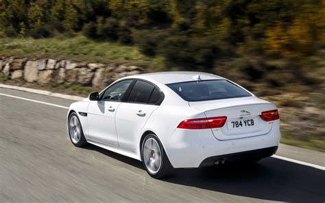 test drive jaguar xe r sport takes on the bmw 3 series